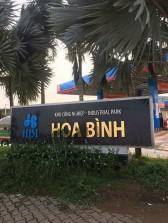 MT ĐƯỜNG SÔ 3 KCN LONG HẬU HÒA BÌNH, THỦ THỪA, LA